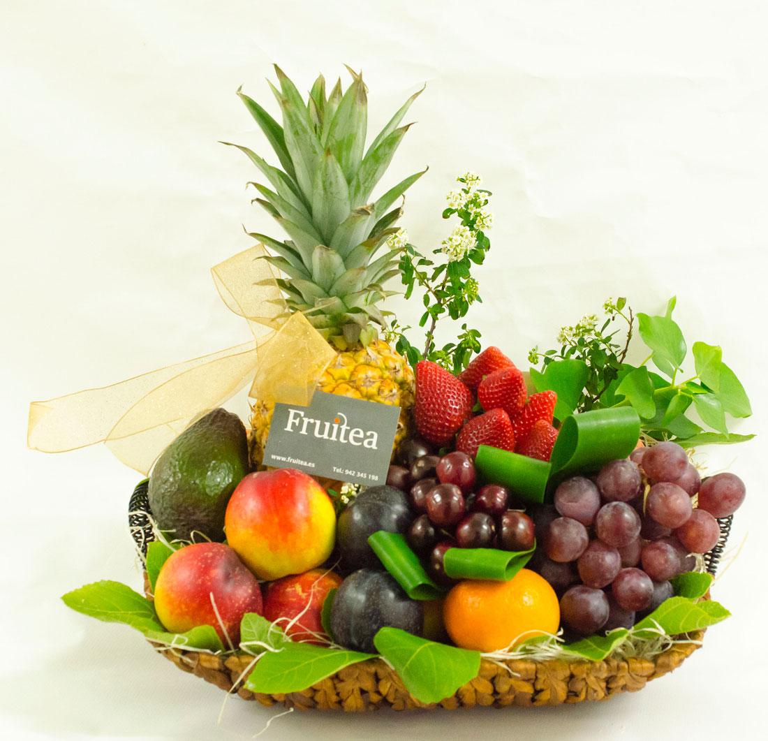 Fruitea Fruta A Domicilio En Santander Cestas Regalo